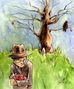 Fruto del árbol envenenado
